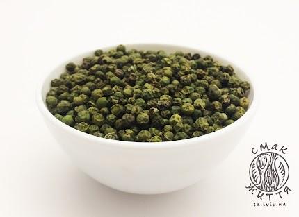 Зелений перець