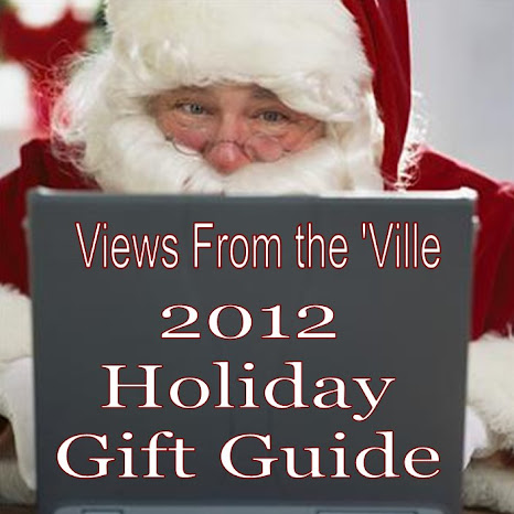 Views From the 'Ville 2012 Holiday Gift Guide: BandAids and Neosporin