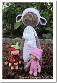 Amigurumi häkeln: Projektergebnis – Lalylala Puppe (Kira ...   275x187