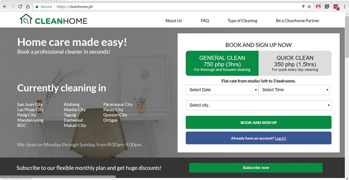 CleanHome PH Review