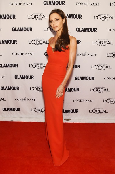 Victoria Beckham attends 2015 Glamour Women Of The Year Awards