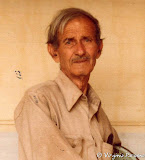 Michael Joseph Harris, Oct. 8, 1905 - Aug. 14, 1982. Photo: Oroville, California 1980. Courtesy of Virginia Parsons.