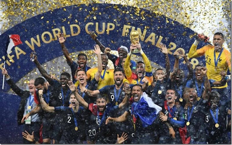Mundiales de Fútbol