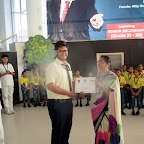 Special Assembly Award for the Month of July (6-8-2015)