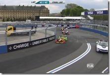 Lucas Di Grassi ha vinto la gara di Parigi di Formula E