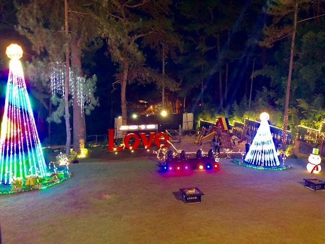 Grand Sierra Pines Hotel in Baguio City - New Year 2018
