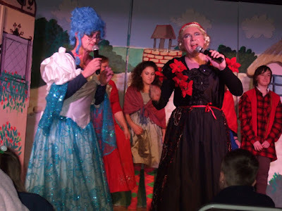 2013 Beauty and Beast Panto