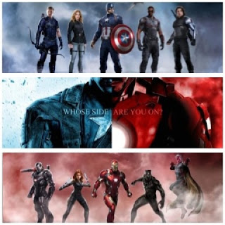 bocoran cerita captain america: civil war, captain america vs iron man