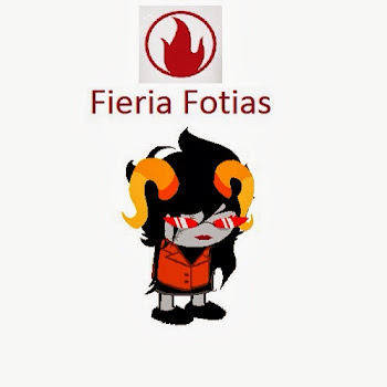 Who is Fieria Fotias (fireManiac)?