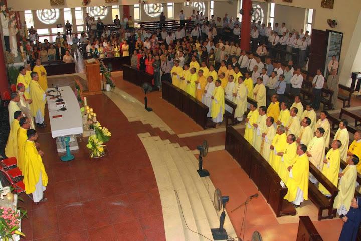 Thánh lễ tạ ơn 40 năm Linh mục Cha Giuse Nguyễn Bình An tại Giáo xứ Phước Hải