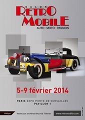 rétromobile2014