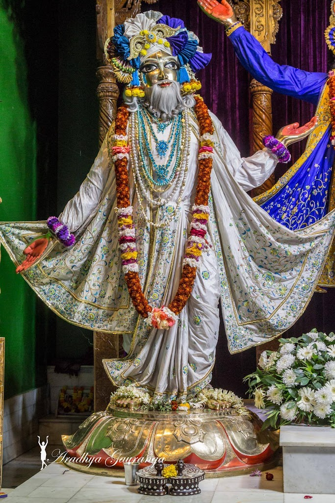 ISKCON Mayapur Deity Darshan 11 Jan 2017 (11)