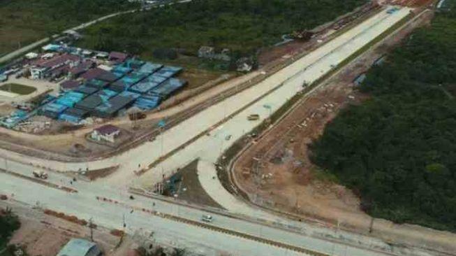 Pembebasan Lahan Tol Padang-Pekanbaru Ditargetkan Kelar Akhir Tahun Ini