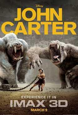 John Carter - Người hùng sao hỏa