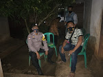 Babinkamtibmas Kampung Sidorejo Lakukan Himbauan Kepada Masyarakat