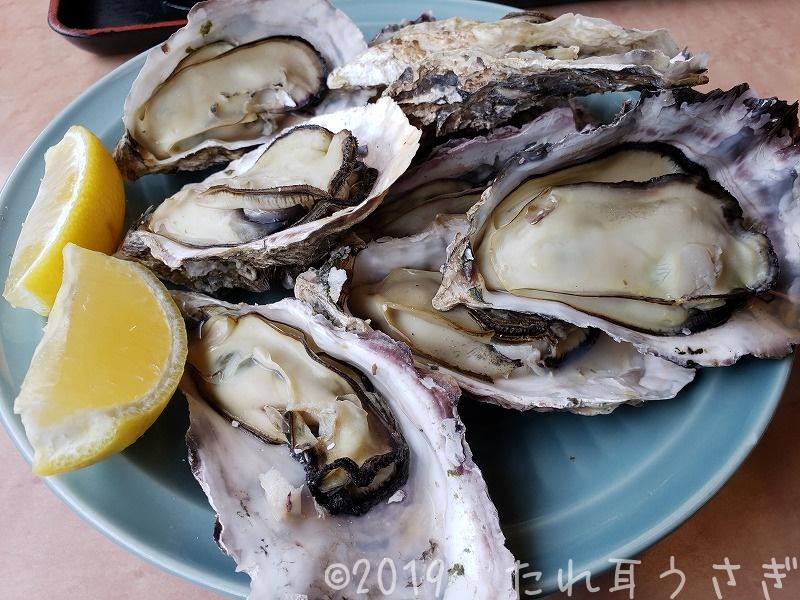 海宝の焼き牡蠣が絶品 室津の牡蠣が美味しいお店 in たつの市
