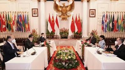 Indonesia Meminta Tiongkok Untuk Menghargai Hukum Internasional Di Laut Tiongkok Selatan