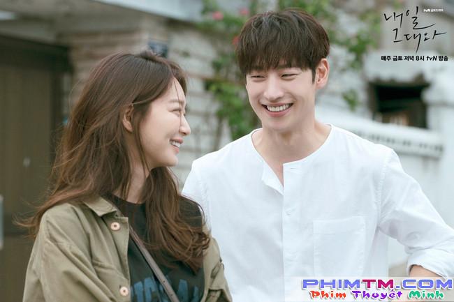 """5 lí do khiến """"Tomorrow with You"""" mất khán giả dù đã có mỹ nhân Shin Min Ah - Ảnh 8."""