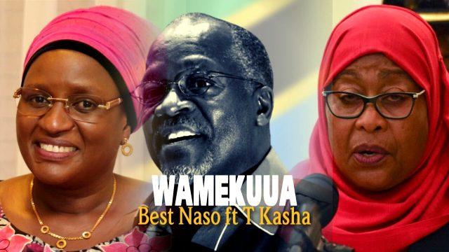 AUDIO: Best Naso Ft. T Kash - Wamekuua | Mp3 DOWNLOAD