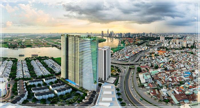 Căn hộ OPAL TOWER Quận Bình Thạnh GĐ cuối Saigon Pearl