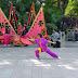 Tai Chi im Park