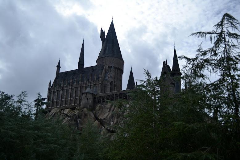 """Хогвардс. Развлекательный парк """"Острова Приключений"""" студии Юниверсал.  (Universal Studio. Islands of Adventure)"""