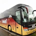 Setra van Marti bus 4