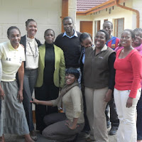 Our Peace Corps staff