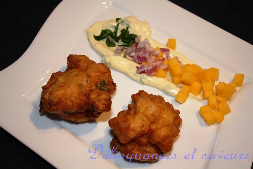 d 233 linquances et saveurs le beignet de poisson parfait