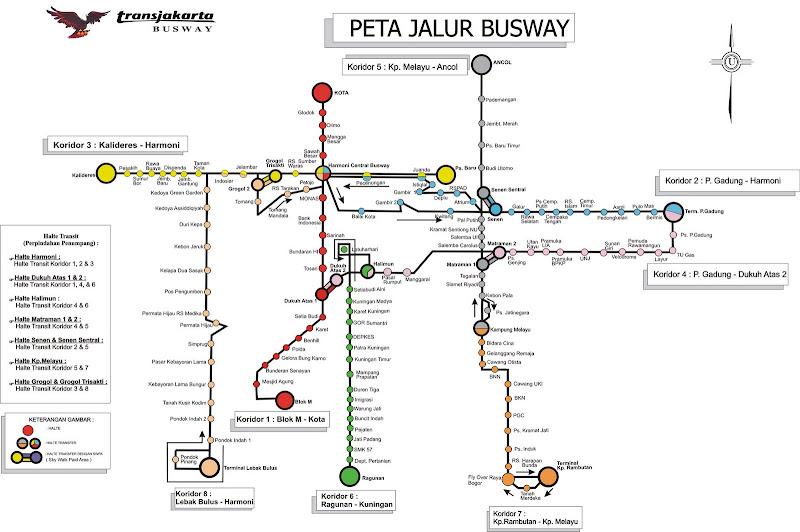 Selamat Ulang Tahun Busway Transjakarta Giewahyudi Com