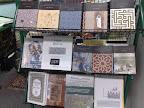 Expositor de libros publicados por Junta Islámica de España