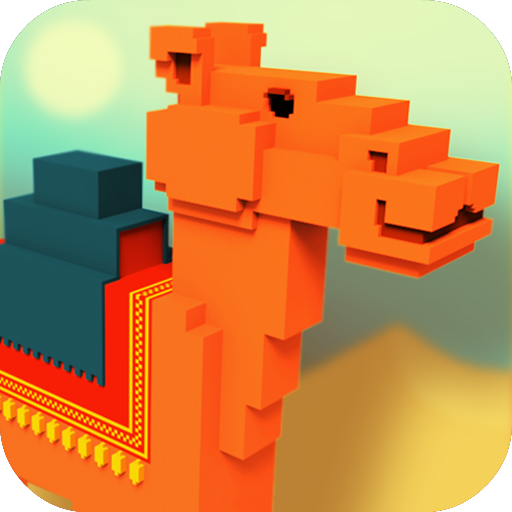 Desert Block Craft Exploration 模擬 App LOGO-硬是要APP