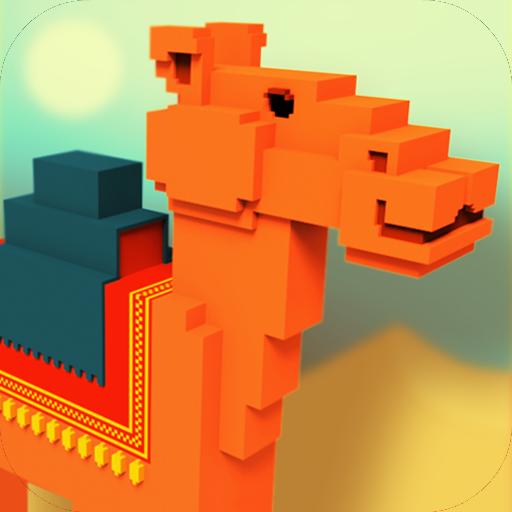 Desert Block Craft Exploration 模擬 App LOGO-硬是要APP