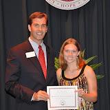 Foundation Scholarship Ceremony Fall 2011 - DSC_0034.JPG