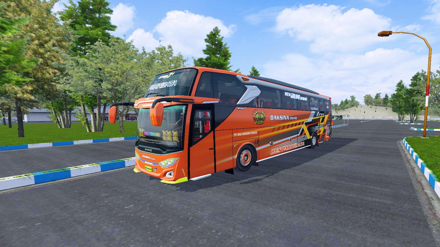 Mod Bus Jb3+ Voyager Daksina