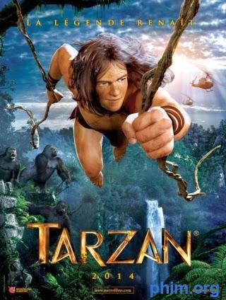 Tarzan 2013 3D