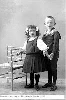 Monde, Maurits Jan Maria en zusje Elisabeth.jpg