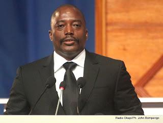 Ouverture des concertations nationales par le Président Kabila le 7/09/2013 à Kinshasa. Radio Okapi/Ph. John Bompengo
