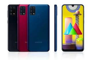Samsung Gakexy M31 Specs, Price in India, Best Smartphones Under 15000