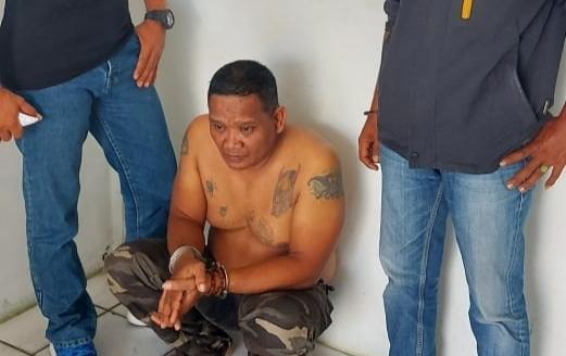 Tipu Janda, Oknum TNI Gadungan ini Diciduk