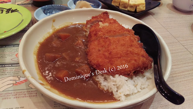 Pork Cutlet Japanese Curry