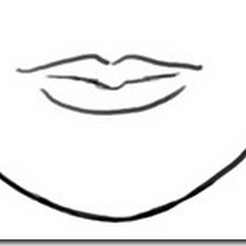 La forma de tu barbilla y tu personalidad