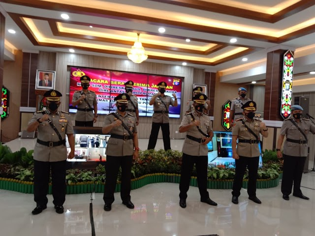 Kabid Humas Polda Kalteng Kini Dijabat Kombes Pol Eko