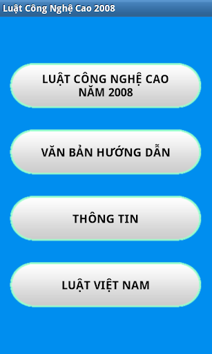 Luat Cong nghe cao 2008