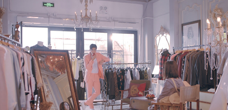 Tales of A Fashion Buyer China Drama
