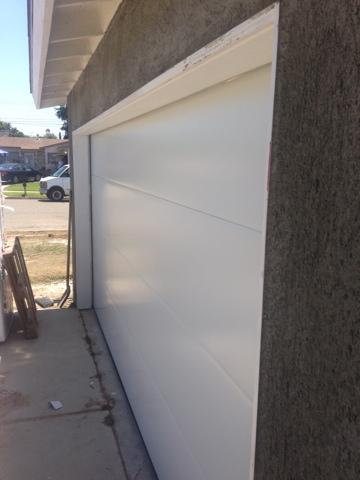 Daily Dose Of Doors Flush Smooth Garage Door