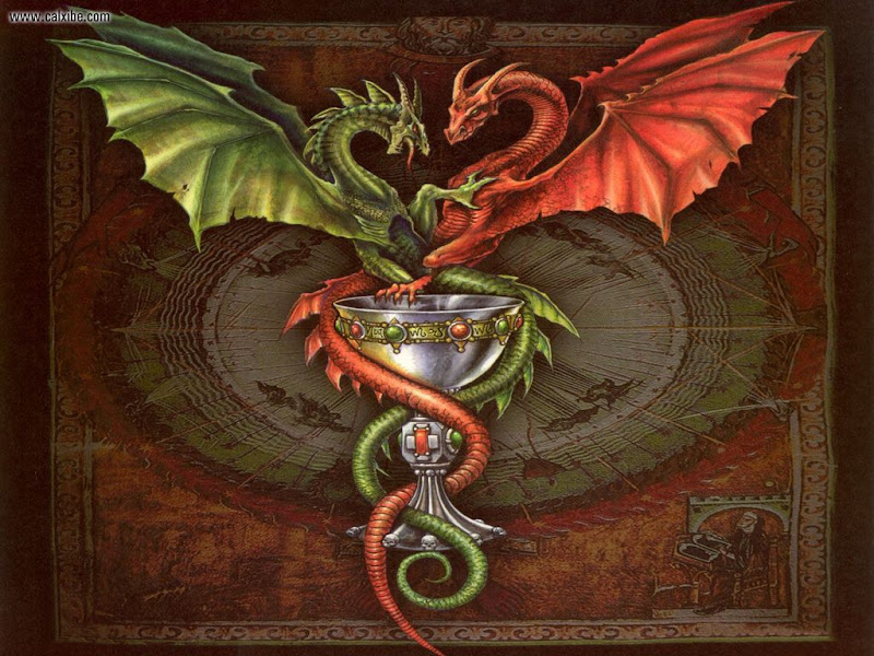 Amazing Pard For You, Dragons 3