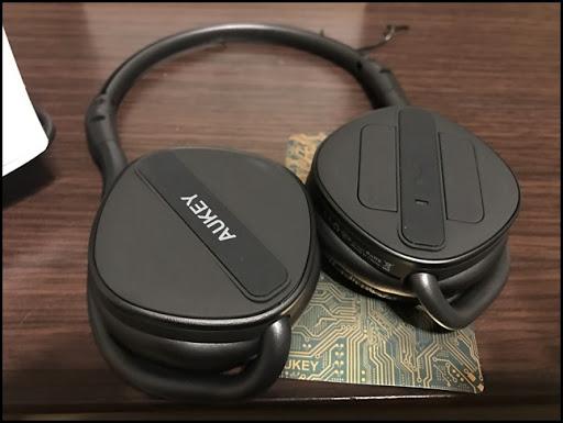 IMG 0676 thumb%25255B2%25255D - 【ガジェット】コレはすげぇ!「AUKEY Sport Headset EP-B26」レビュー!ジム通いが捗りまくり!【折りたたみ式超小型Bluetoothヘッドフォン】