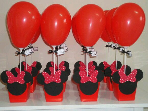 10 Ideas Para Que Tu Fiesta De Minnie Sea Todo Un Exito