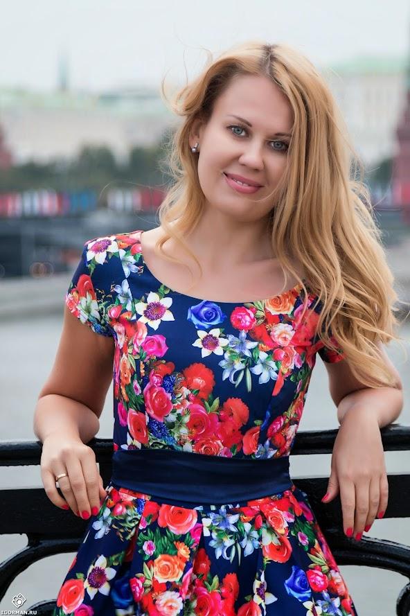 Фотосессии на природе в Москва - Патриарший мост, Москва
